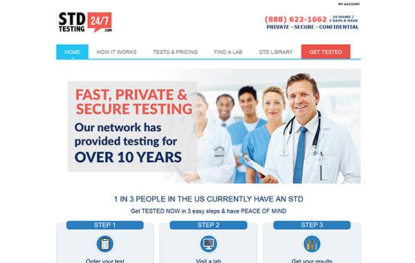 STDTesting 247.com Review