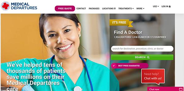 Medical Departures Review
