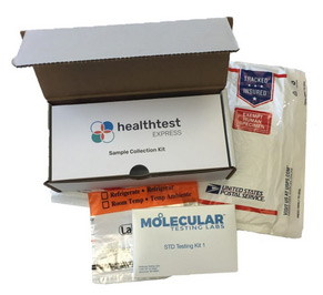 at-home health test kit