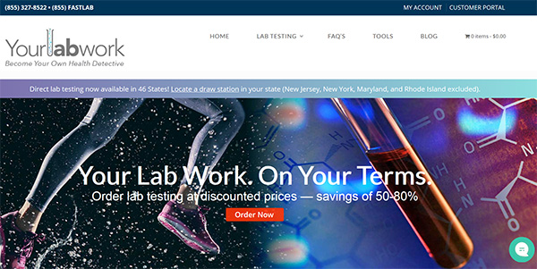 Yourlabwork review