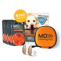 MDHearingAid coupon code