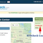 STDcheck Coupon Code