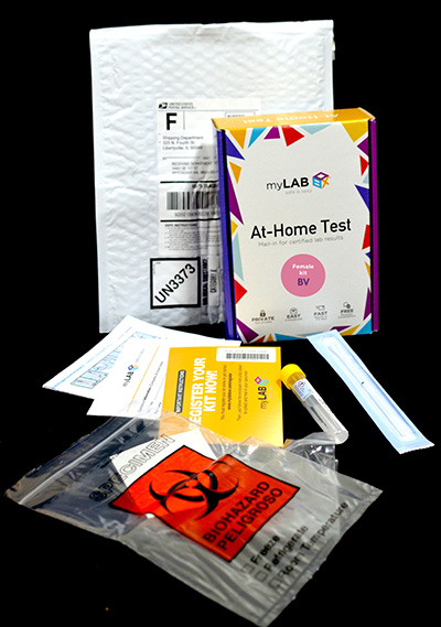 mylab box home STD test kit review