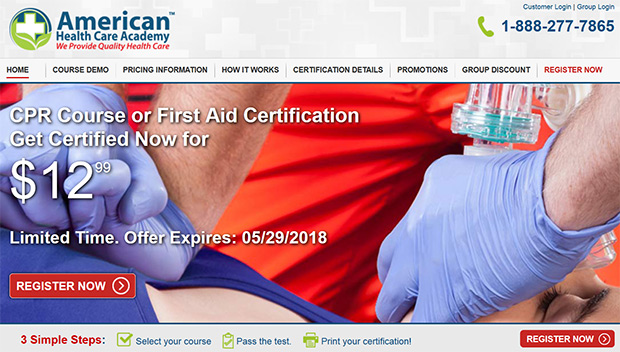 American Health Care Academy Review