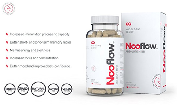 Nooflow review Absolute Mind