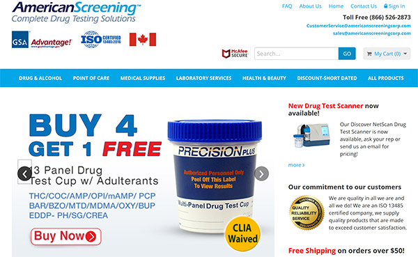 American Screening Corp review