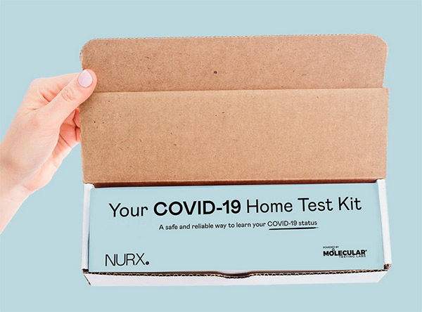 Nurx COVID-19 home test kit review